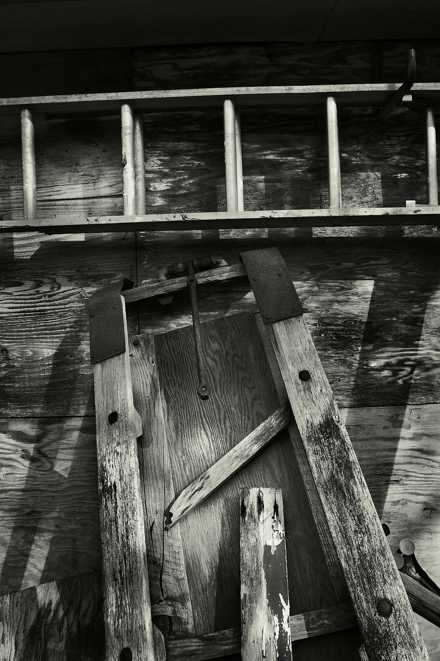 Shed Wall, Bar Harbor, Maine, 2008