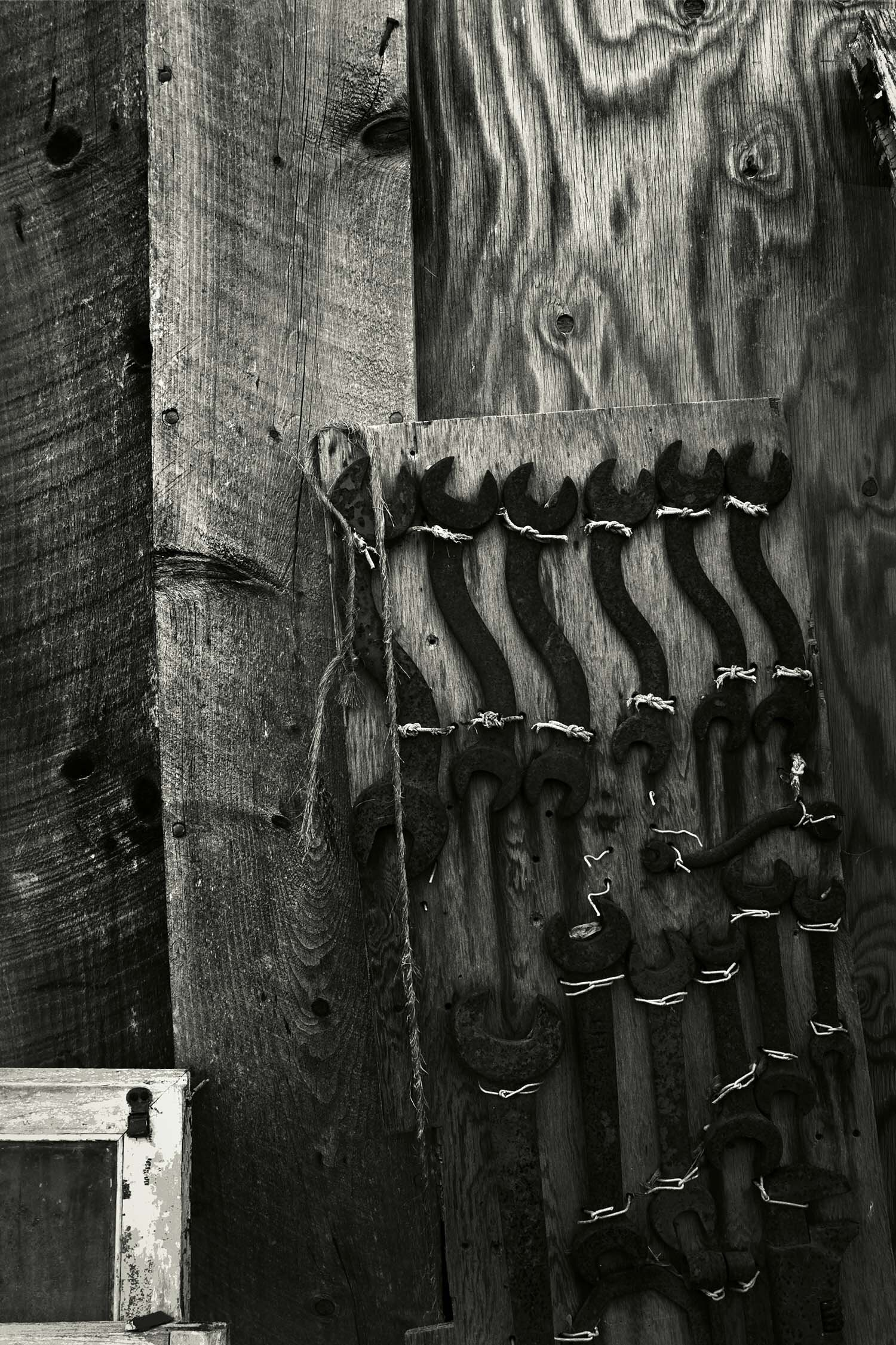 Wrenches, Bar Harbor, Maine, 2008