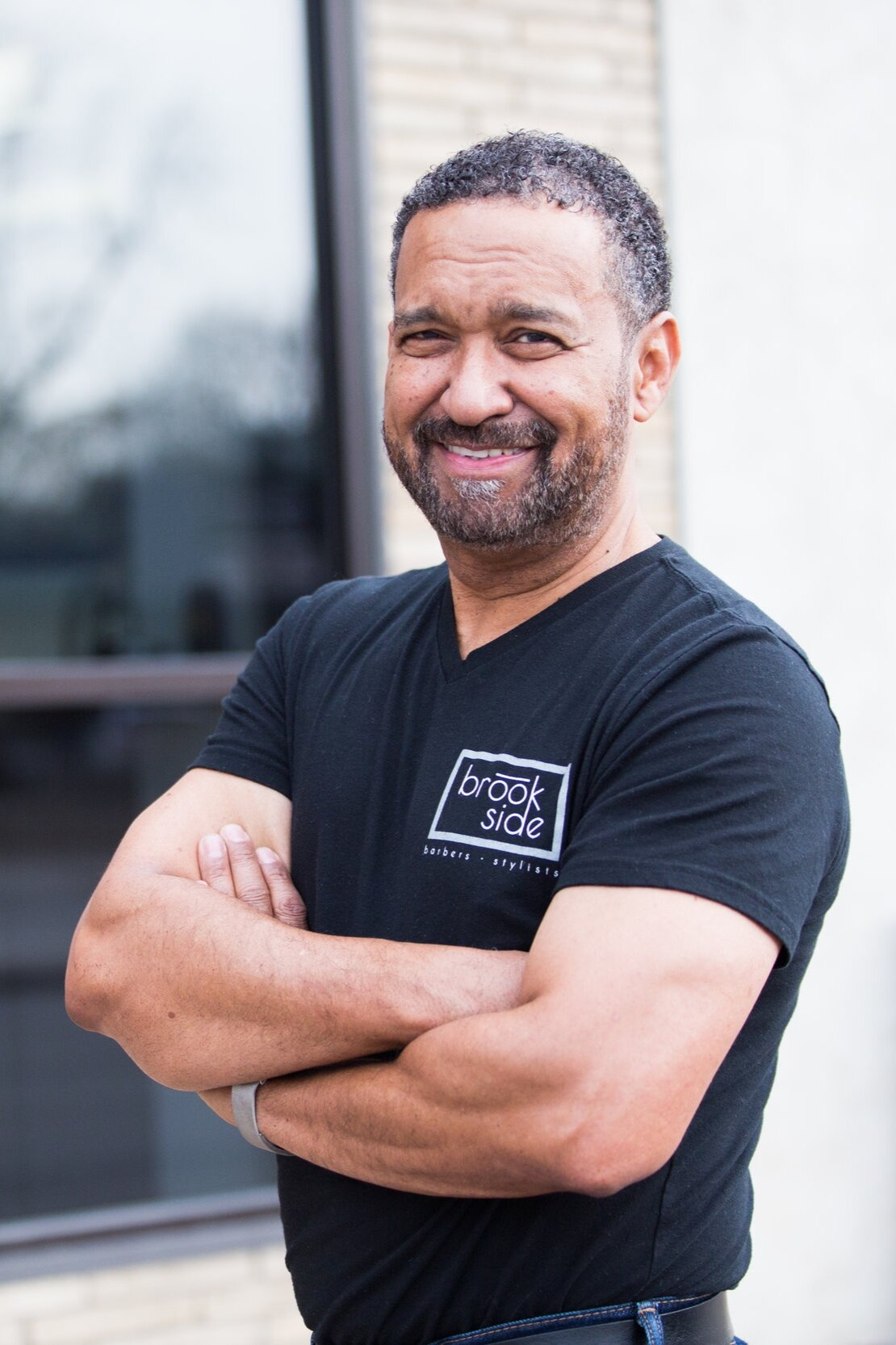 Steve - Owner/Master Barberwith Brookside since 1998