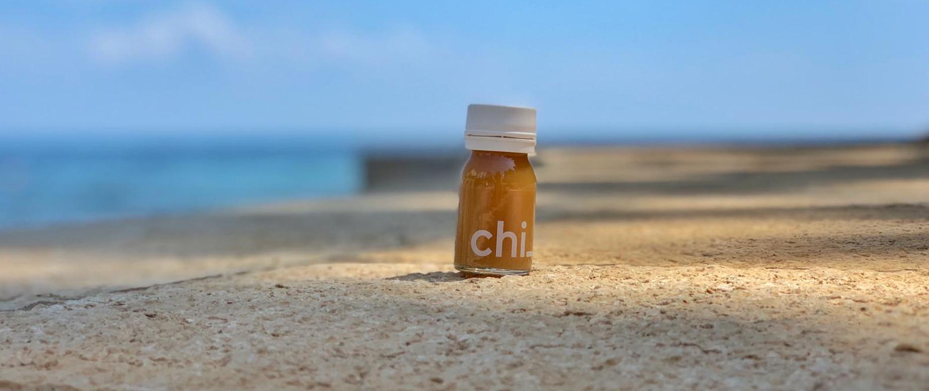CHI - Energy Drink aus der Natur