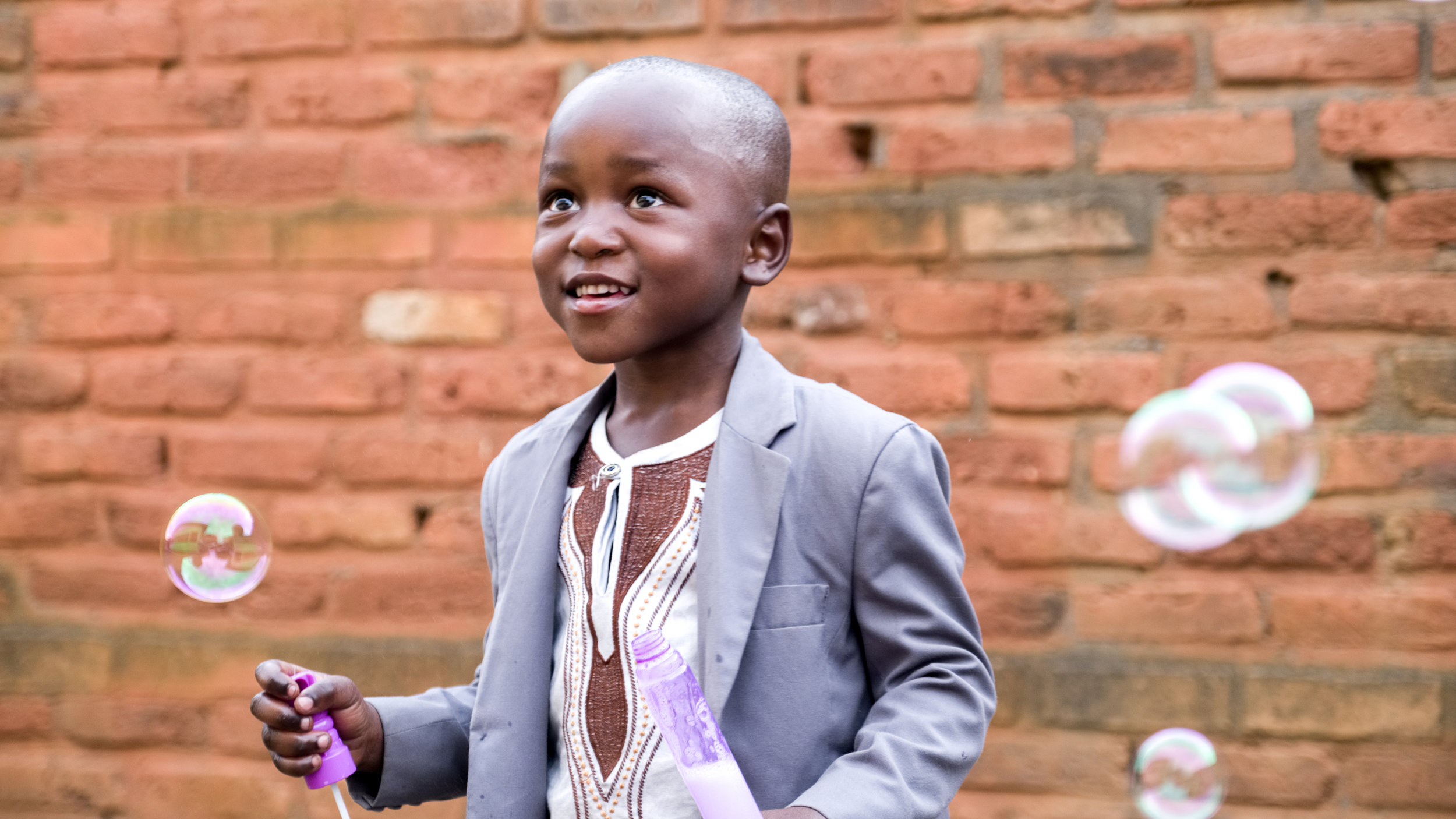 Ubushobozi is:   Sponsoring Children