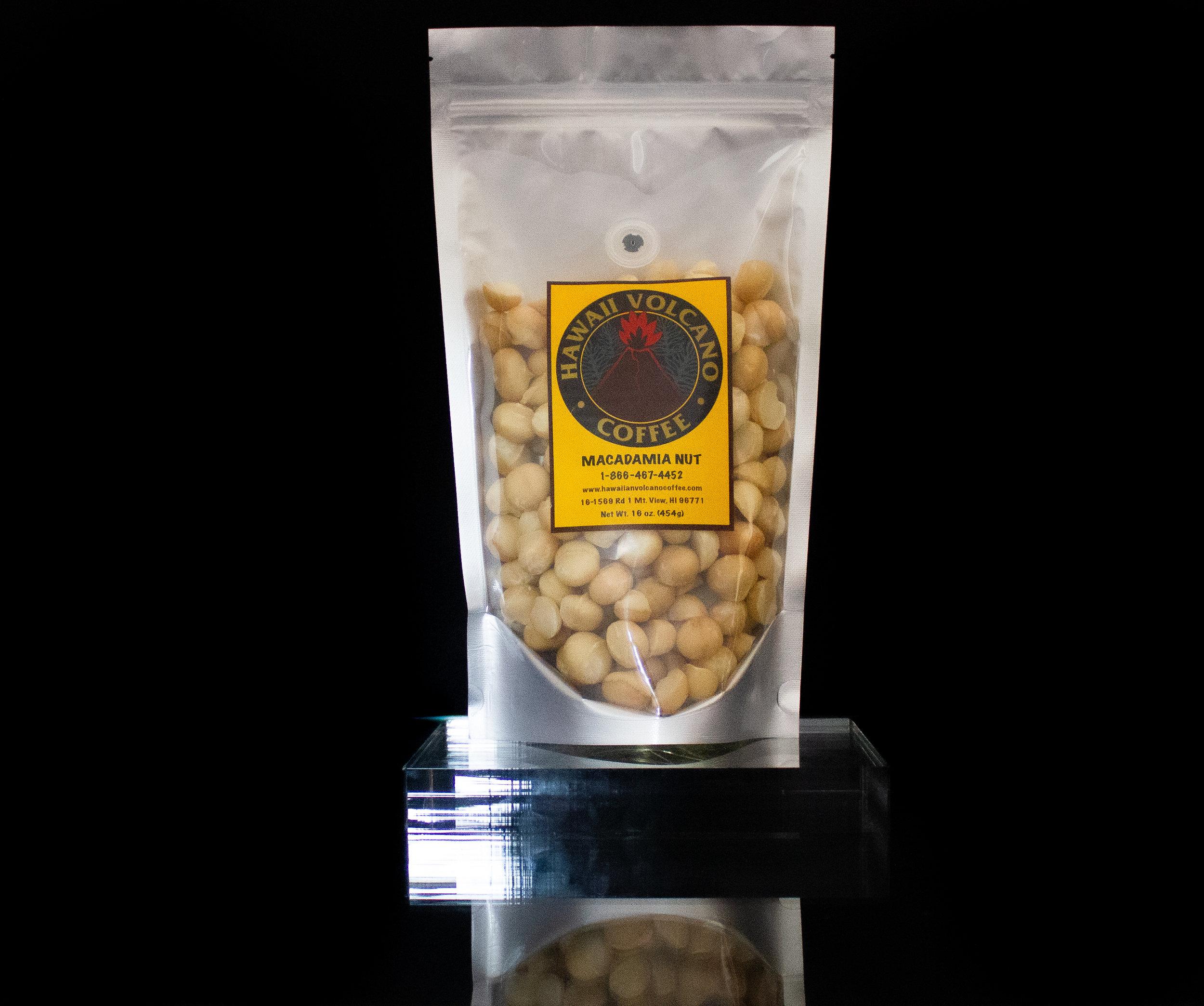 Macadamia Nuts -