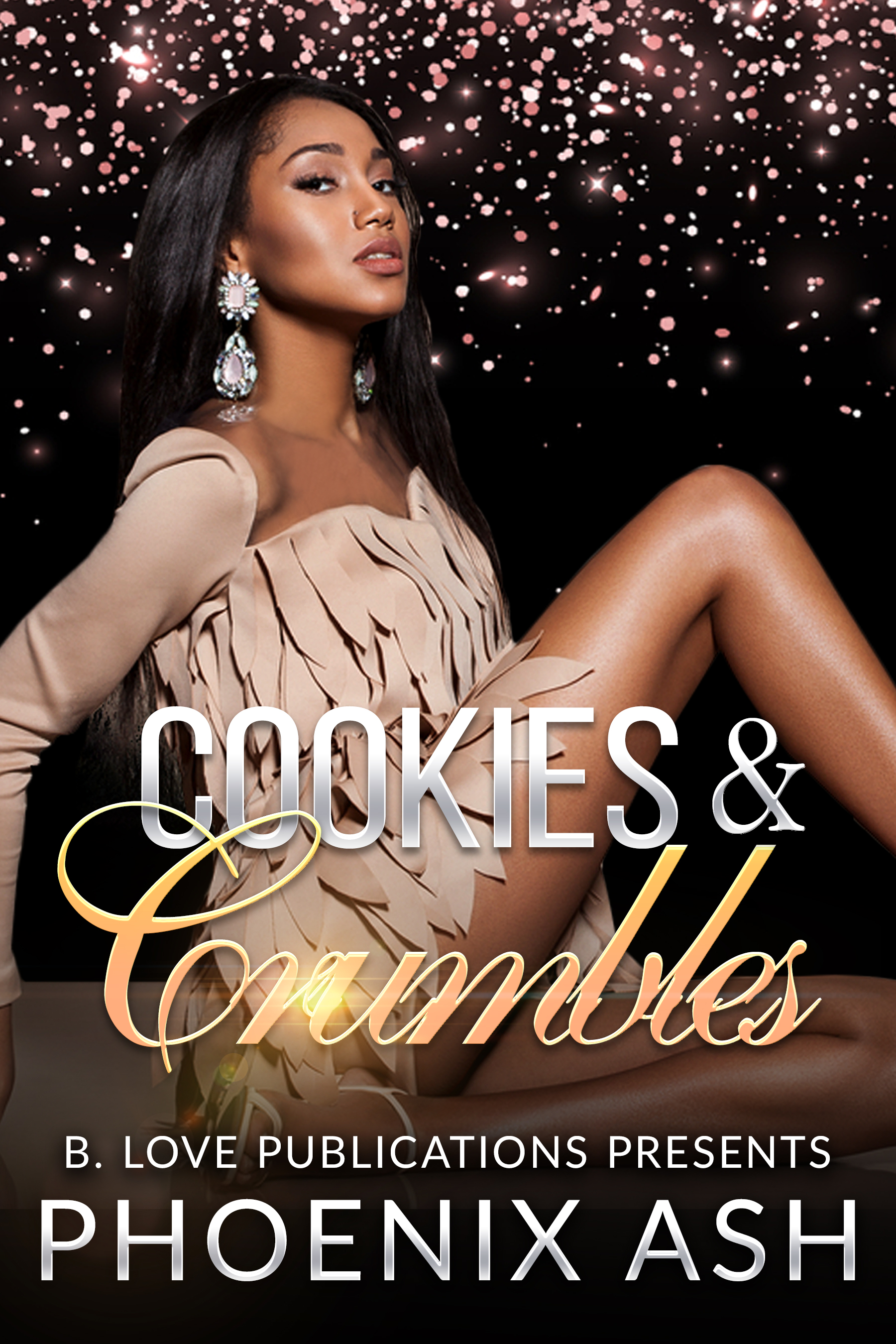 TOMORROW… - Phoenix Ash returns with Cookies & Crumbles and we have one last look before it goes live!