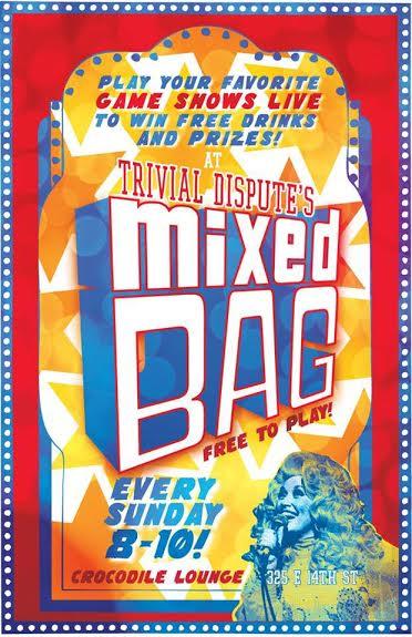 Mixed Bag Poster