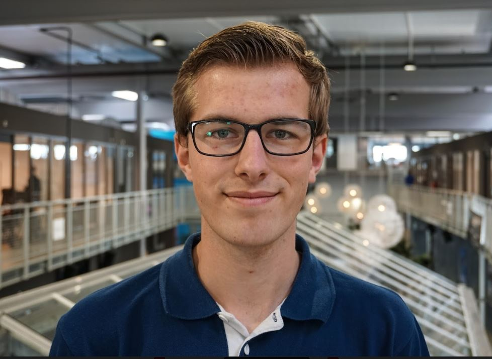 Jouke de Jong  Mechatronics Engineer