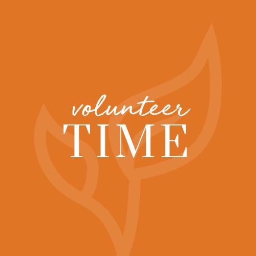 Volunteer Time