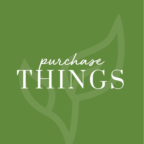 Purchase Things