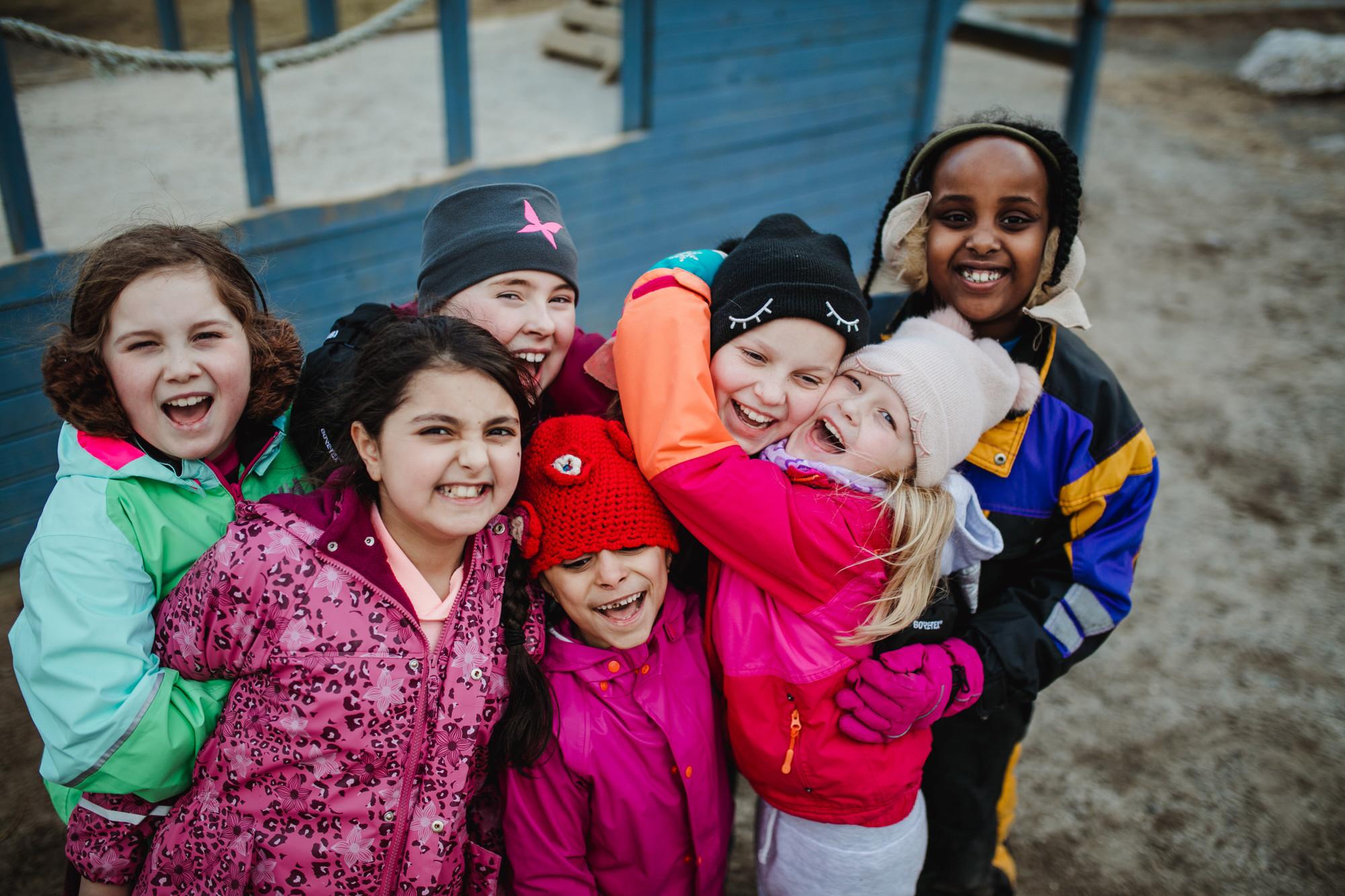 Skole og barnehage - Her finner du informasjon om skole- og barnehagetilbudet i kommunen