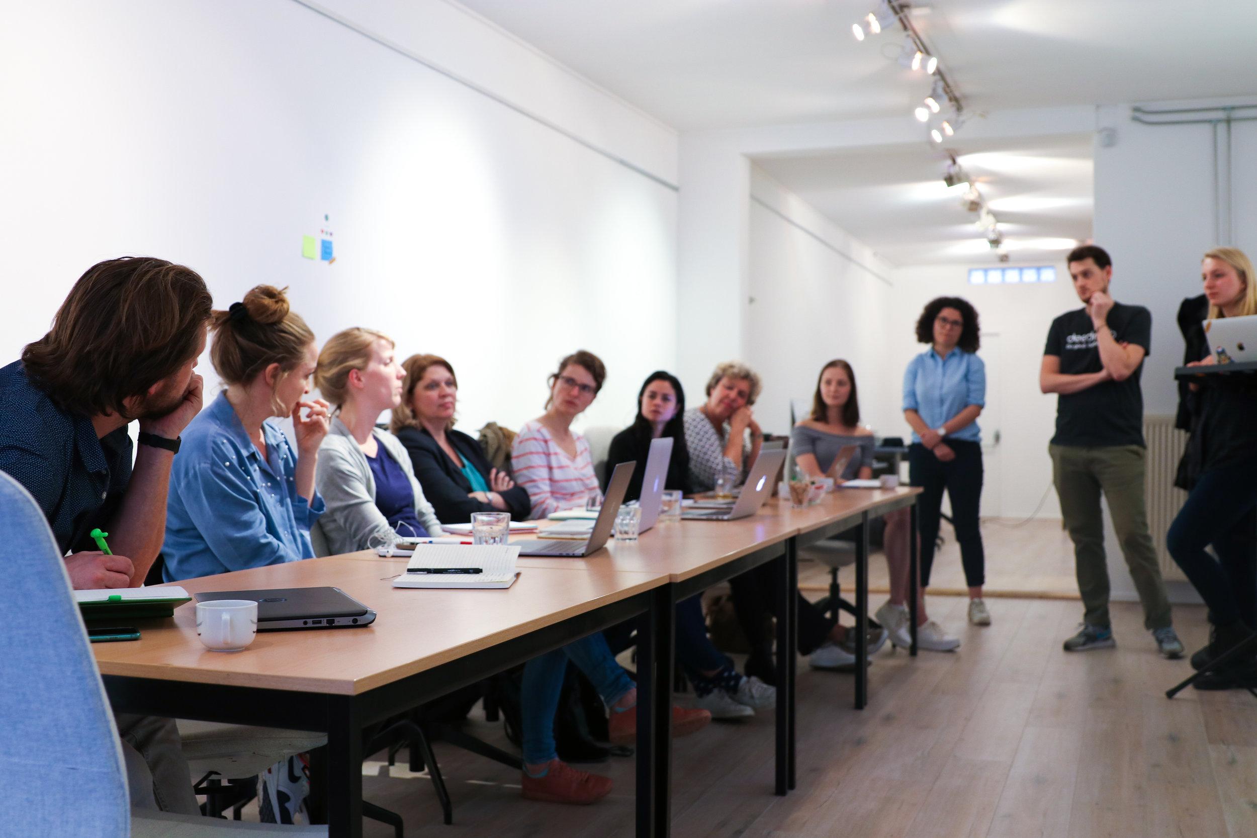 Coach jouw lokale organisaties en vrijwilligers - Organiseer en promoot trainingen en workshops in een geïntegreerde, gebruiksvriendelijke omgeving.
