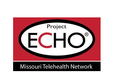 - Webinar Trainings for Providers on OUD TreatmentProviders can utilize Show-Me ECHO to improve care for patients with chronic pain and those with Opioid Use Disorder. The University of Missouri's Extension for Community Healthcare Outcomes (ECHO) uses videoconferencing to connect an interdisciplinary team of specialists with primary care providers. Providers collaborate in case-based learning sessions to help primary care providers develop advanced skills and best practices to increase the availability and quality of patient care. Click here for more information.