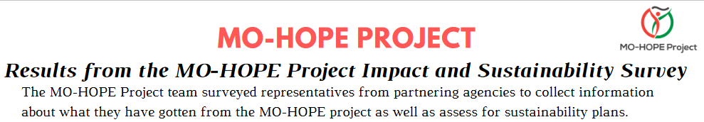 MO-HOPE Project Impact and Sustainability