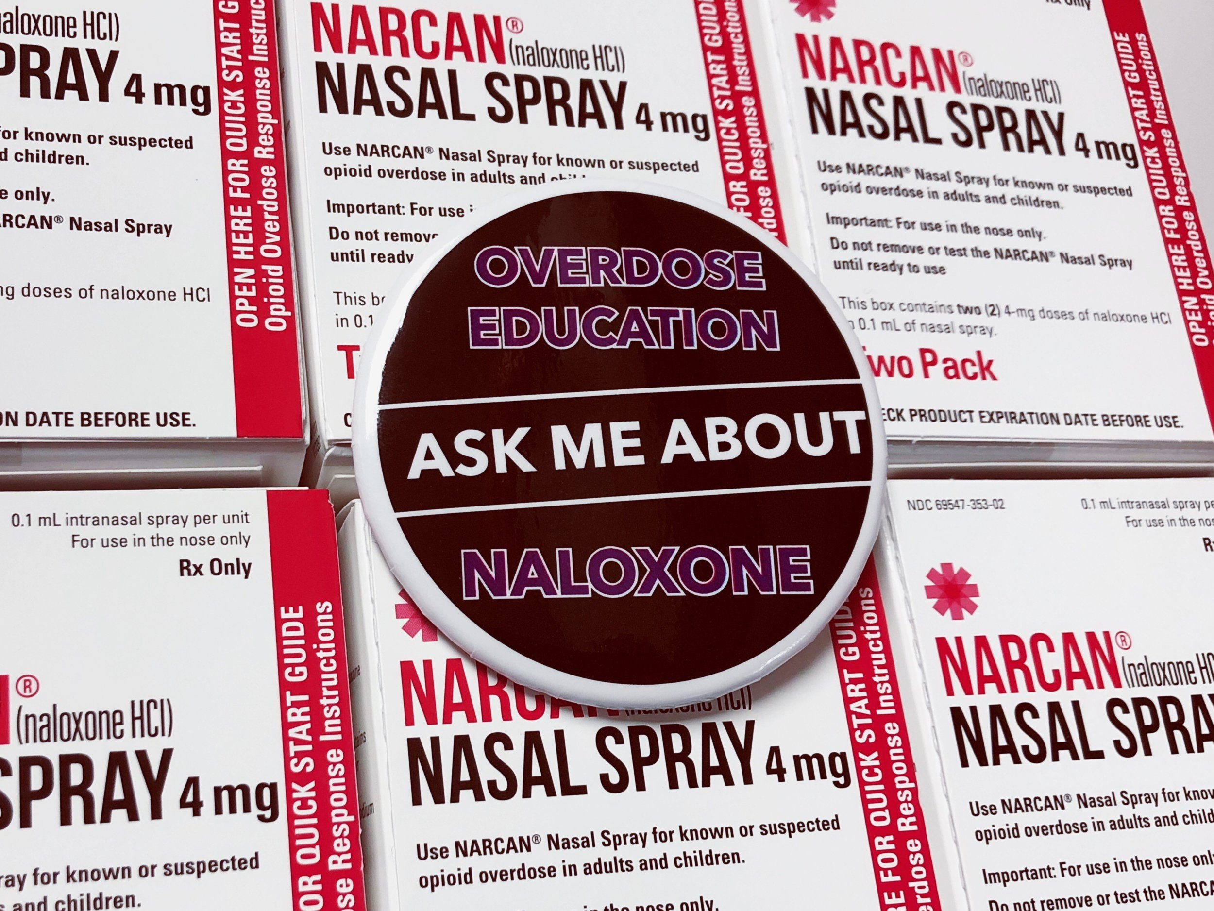 UMSL-MIMH's pharmacy-level initiatives to help get naloxone into the hands of Missouri residents