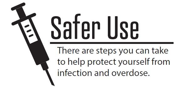 Safer Use Cards