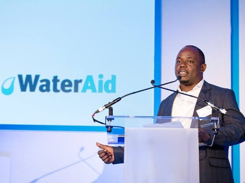 Chuchu Selma, Country Director for WaterAid Liberia