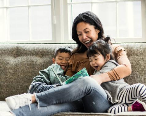 Pre-K Family Handbook  English  |  Spanish