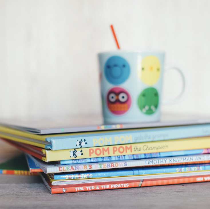 $50./MONTH - Supplies early childhood class with books.