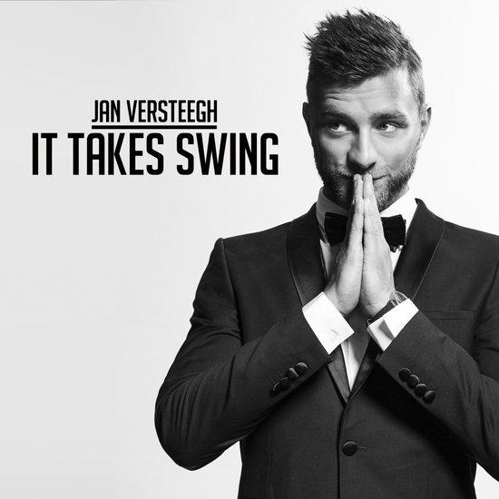 JAN VERSTEEGH - IT TAKES SWING (2016)