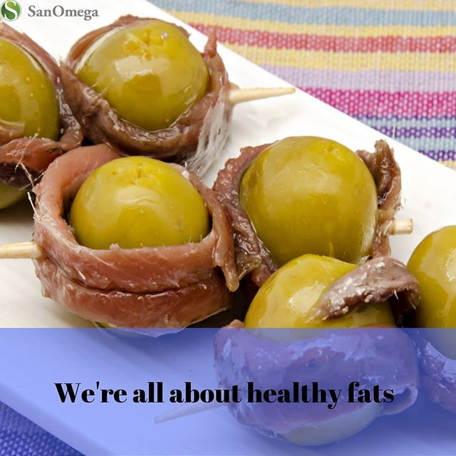 We're all about healthy fats @sanomega