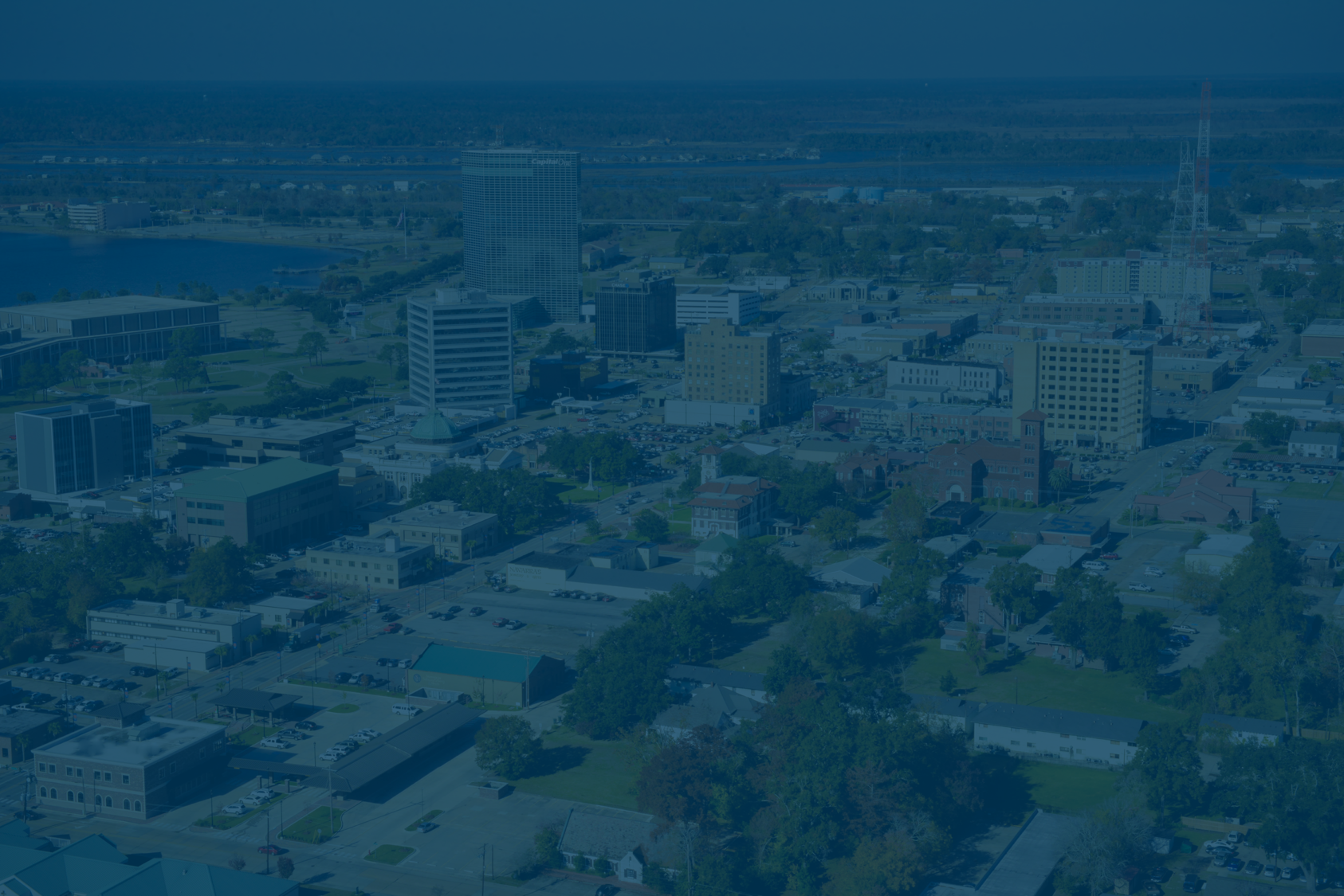 Louisiana Opportunity Zones