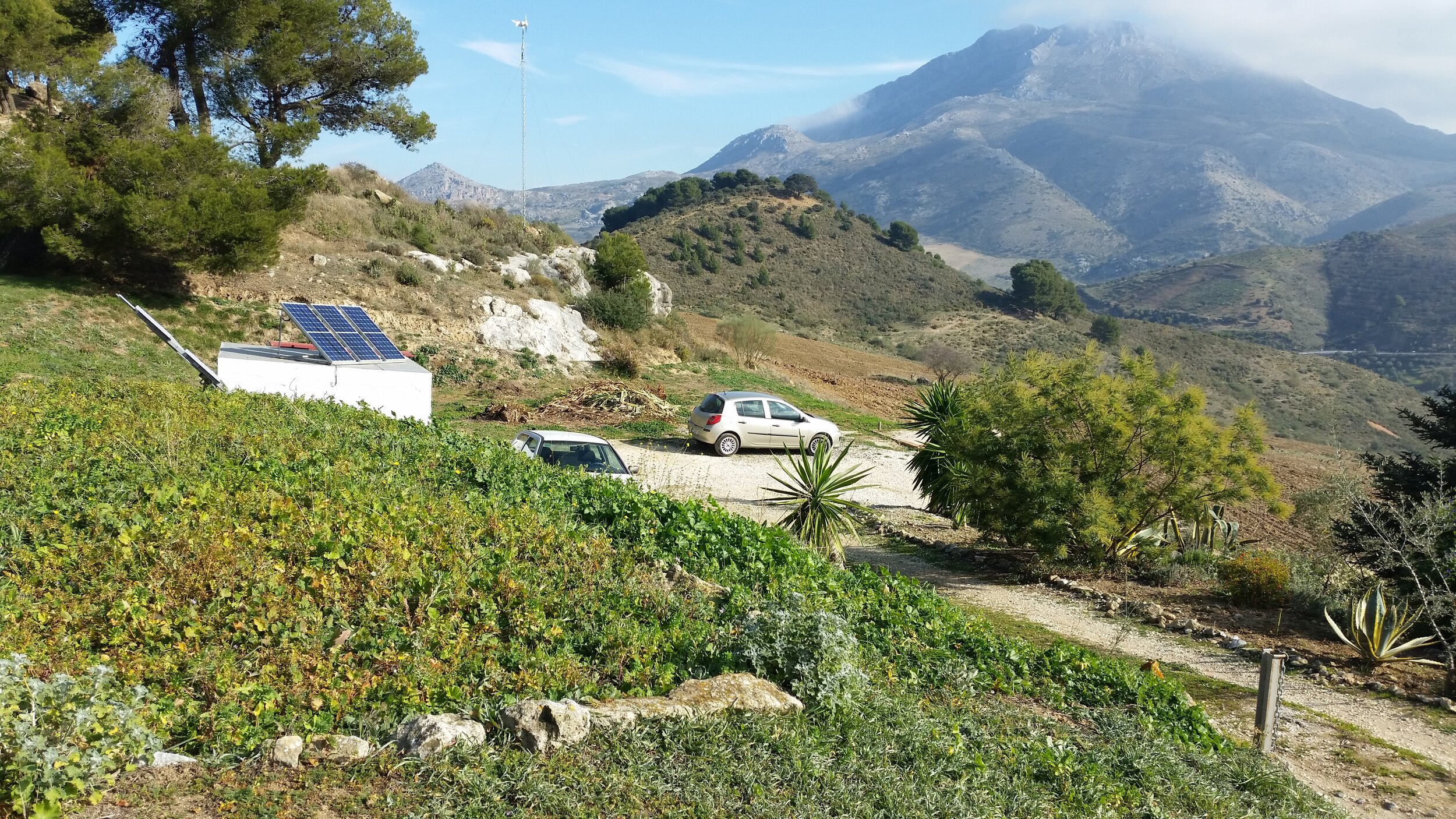 The solar provision on day 1