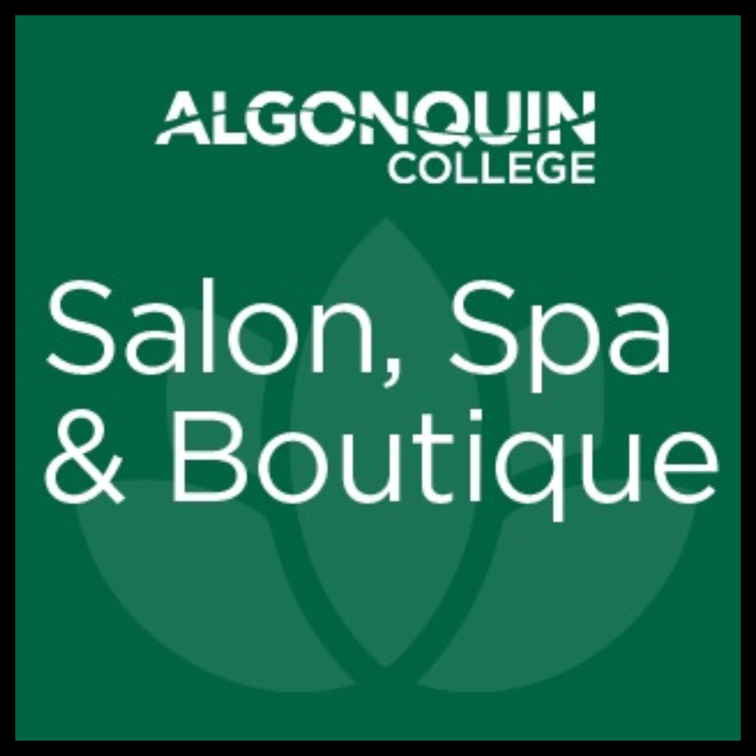 Beehive Venue Sponsor Algonquin College Salon Spa and Boutique.jpg