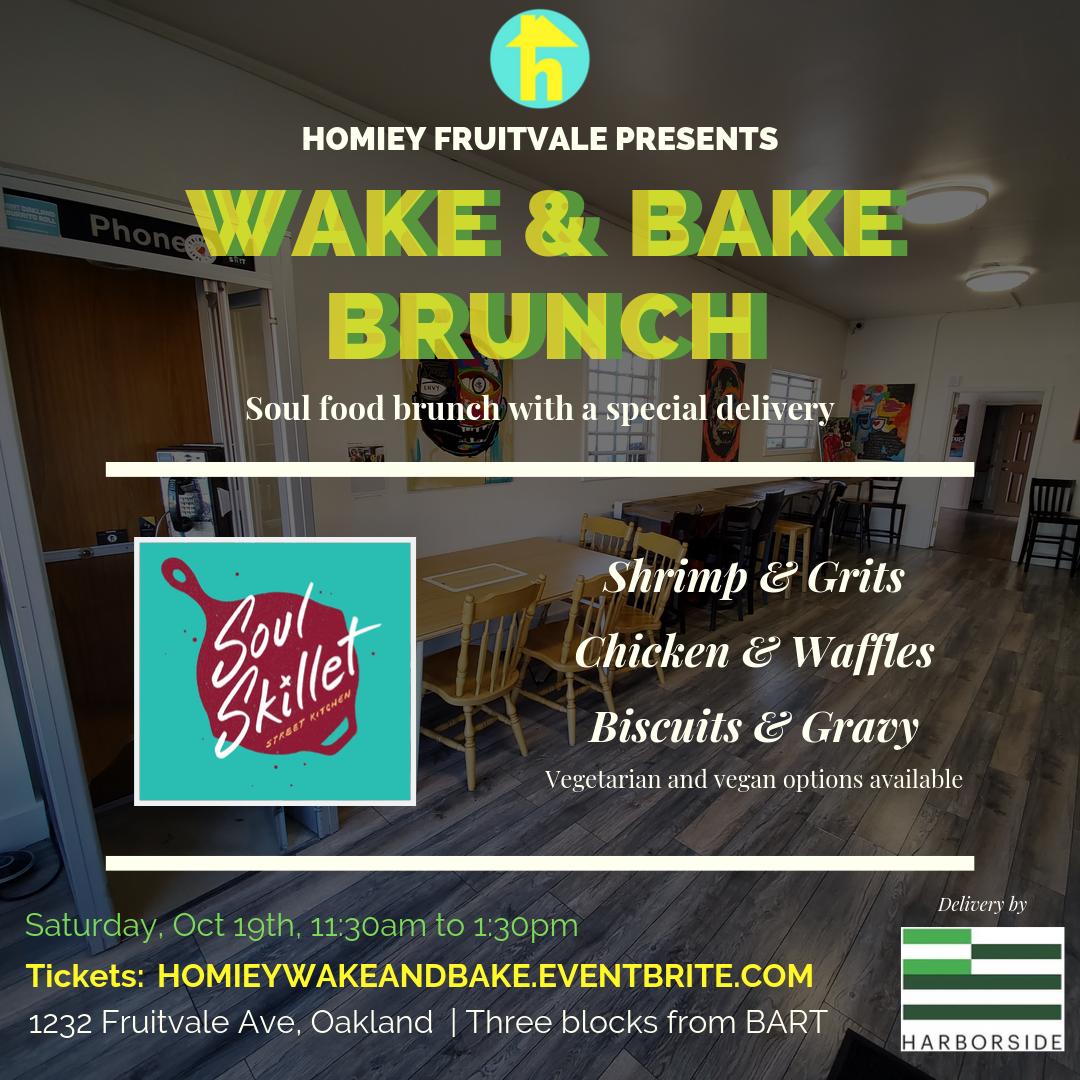 Wake and Bake Brunch