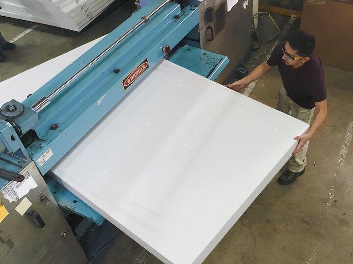 Custom Foam Fabrication and Packaging Capabilities — Exemplary Foam