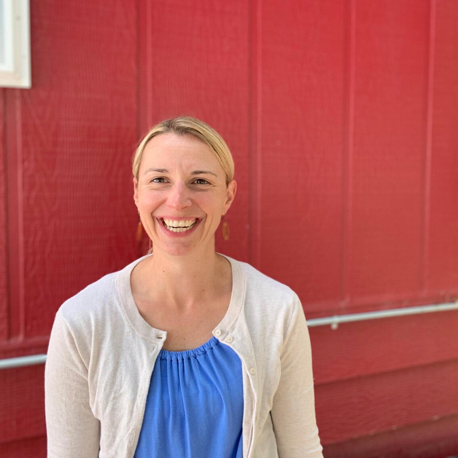 Amy Holton,  Preschool Teacher