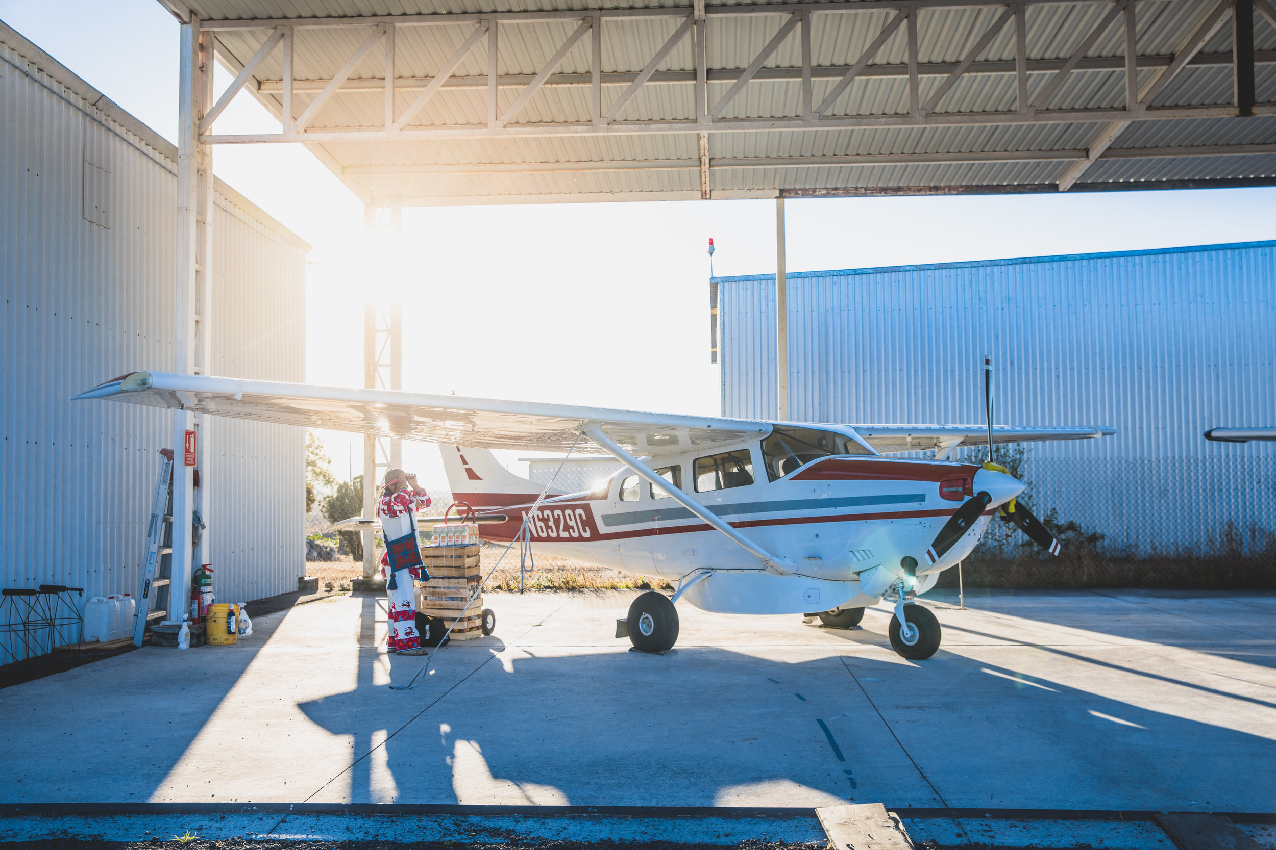 MISSION STATEMENT - UIM Aviation provides logistic support to missionaries, Mexican and native pastors, and medical personnel who are ministering to the isolated tribal people of Mexico.