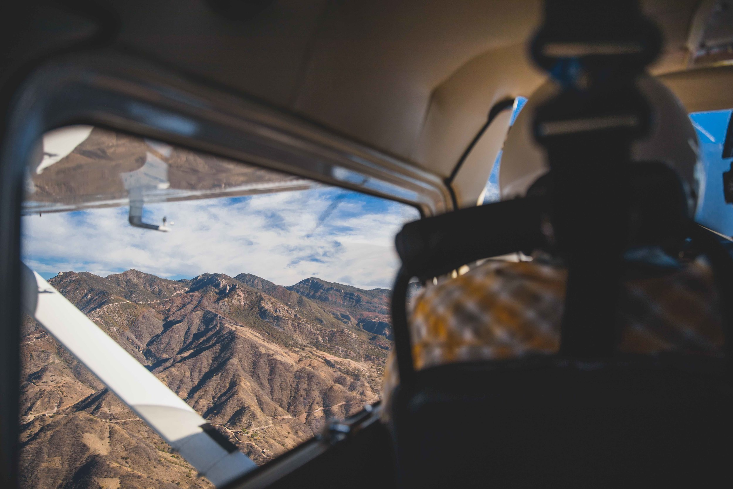 why fly? - A 24-minute flight can save up to 8-12 hours of travel by car, foot or boat. This can be life saving in critical medical evacuations.