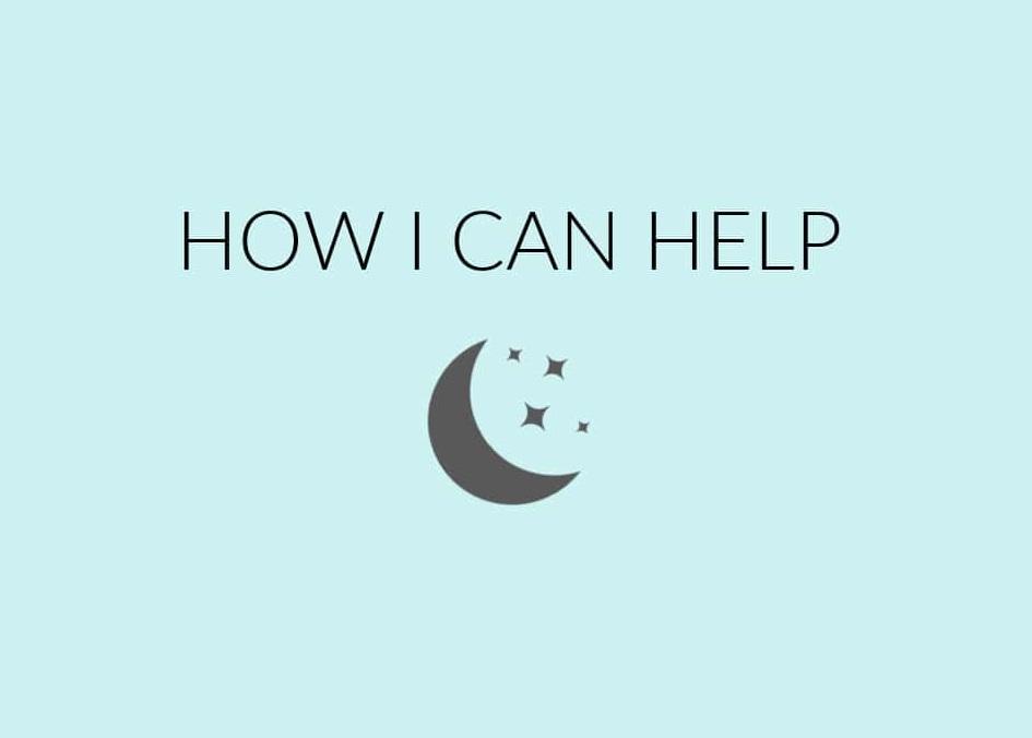 LEARN HOW A SLEEP CONSULTANT CAN HELP!