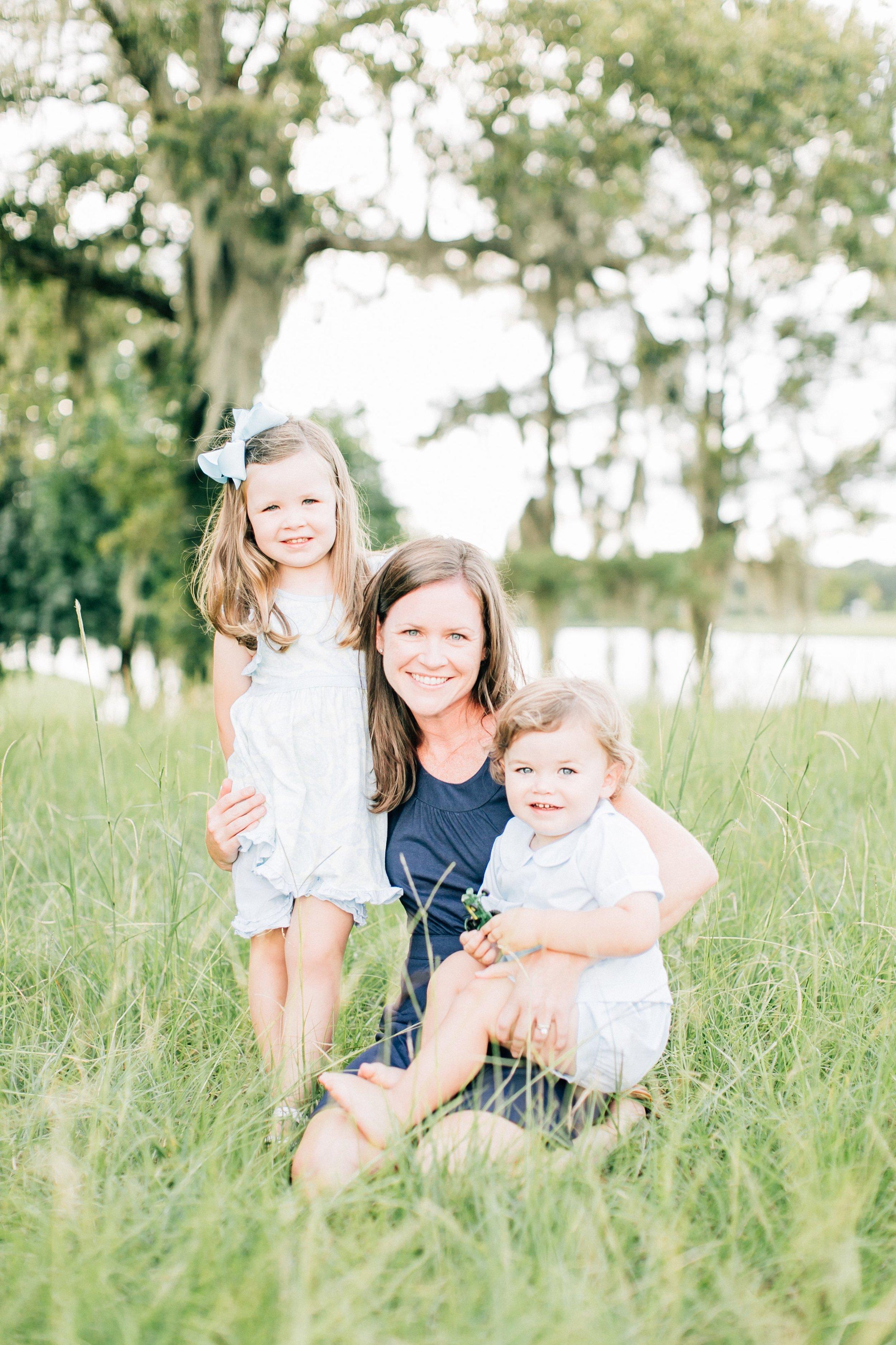 Melanie and her children.jpg