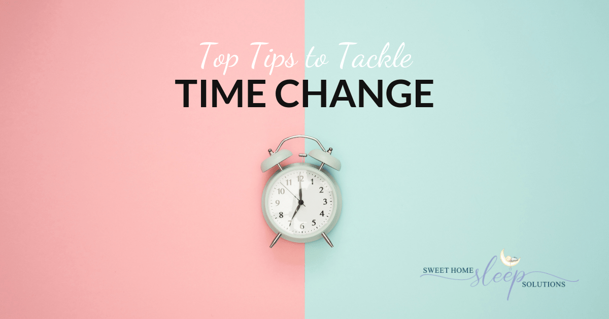 Top Tips to Tackle the Time Change