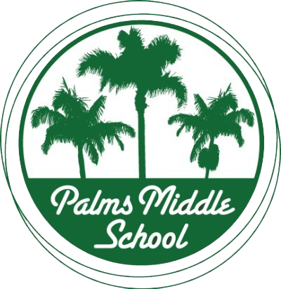 Palms Middle School logo.png