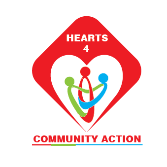 Hearts 4 Community Action logo.png