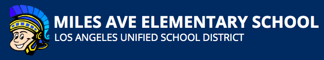 Miles Ave Elementary School logo.png