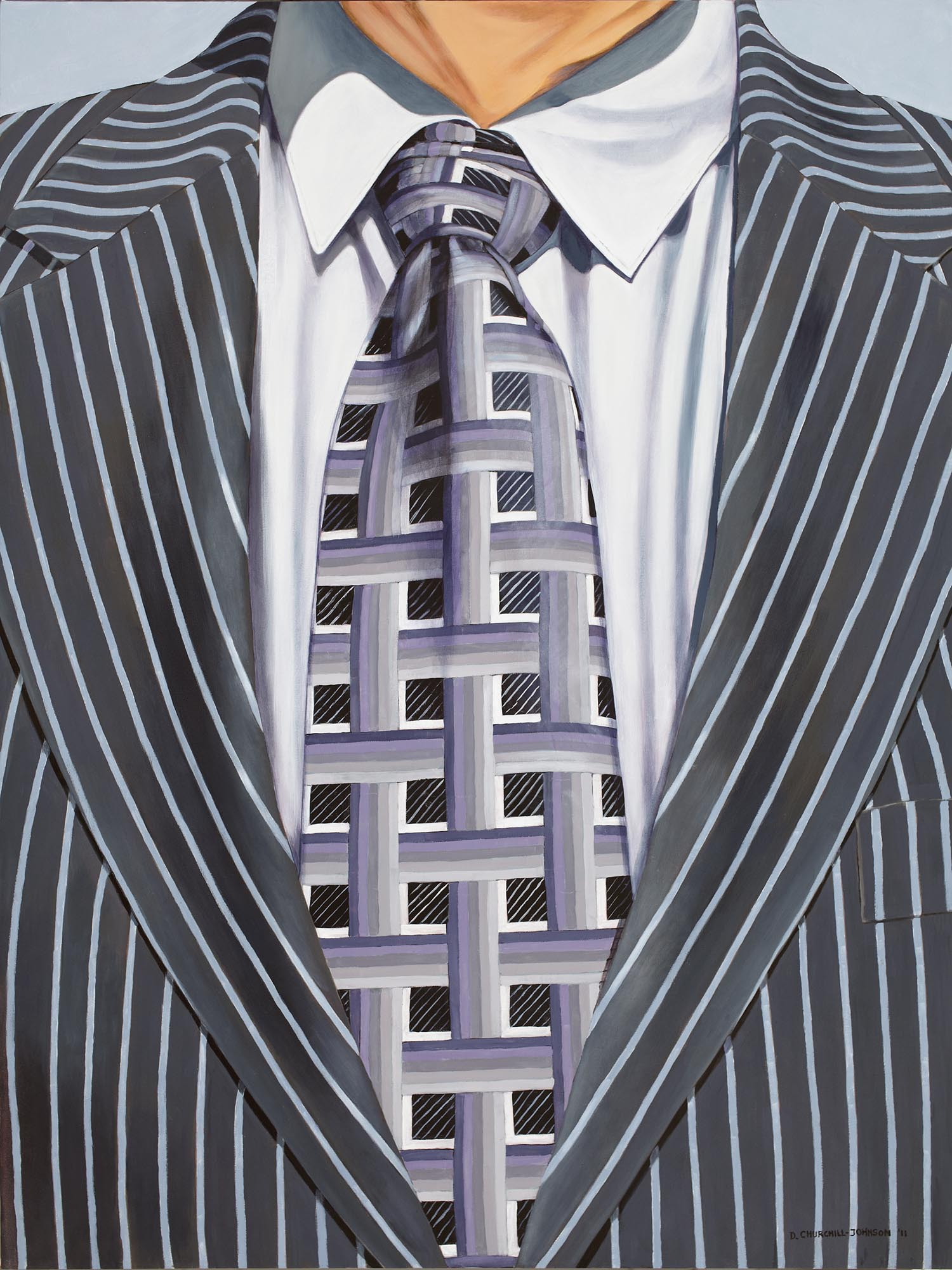Suits: Joseph, 48 x 36 inches