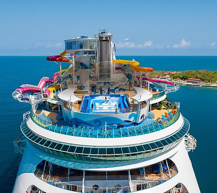 CRUISE THE SEAS -