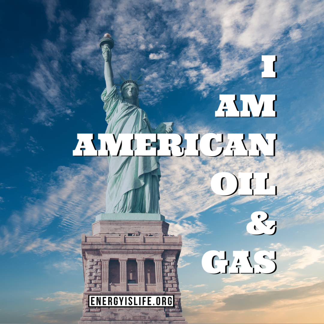 - I am American Oil & Gas!