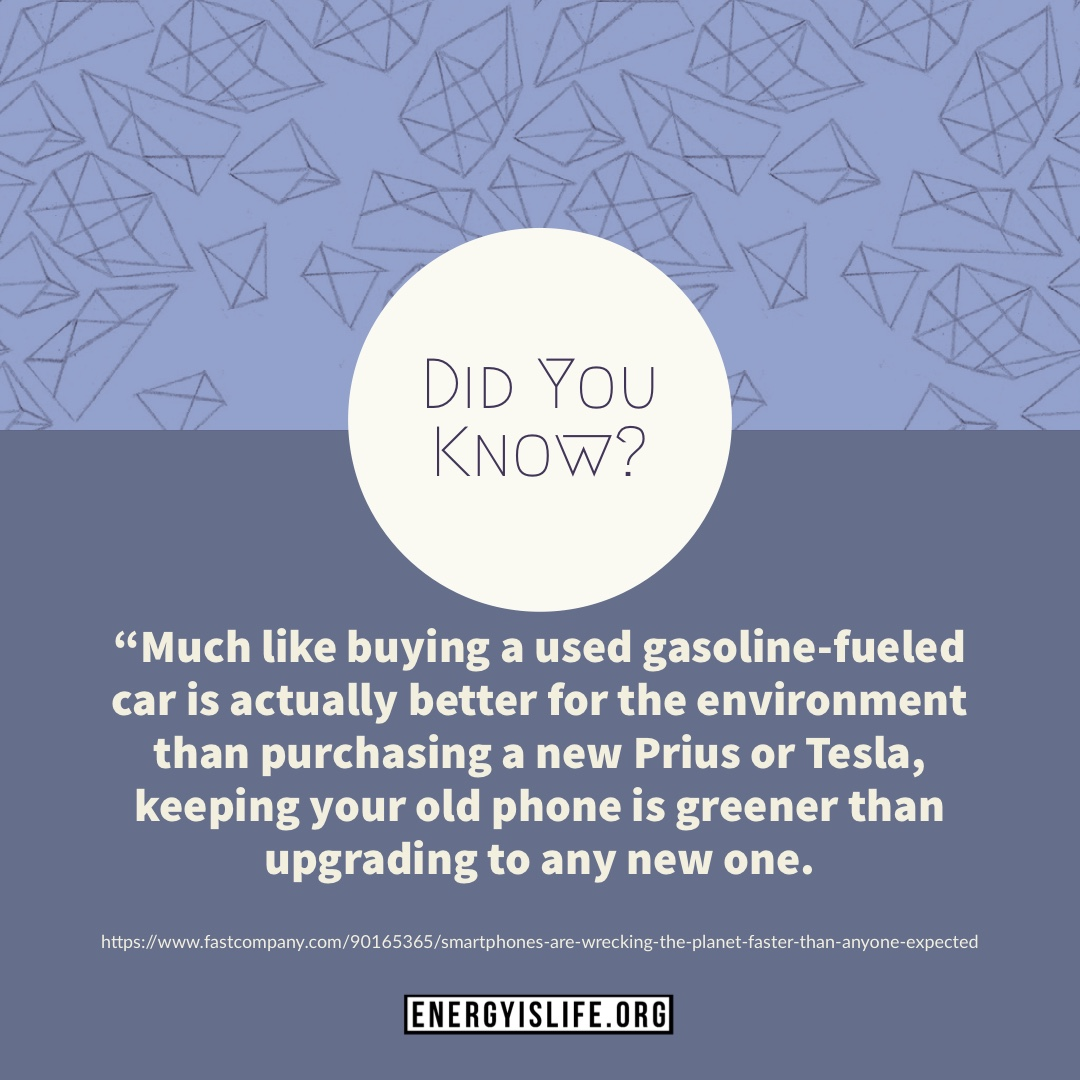 - Read more here: https://lnkd.in/e36YCwm#Energyislife #energystrong #oilandgas #fossilfuels #environmental #energy #think #foodforthought #factsgreaterthanemotions #didyouknow