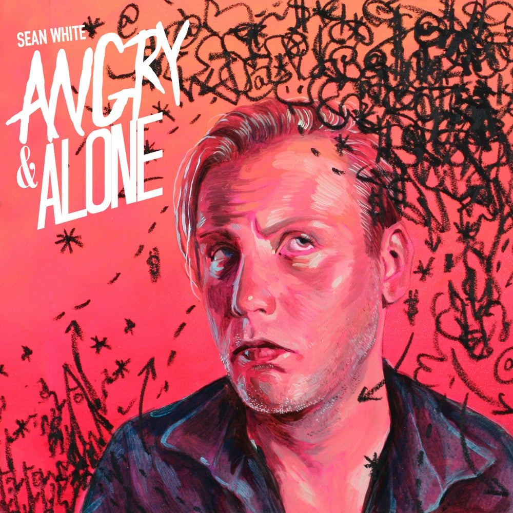 Angry & Alone CD -