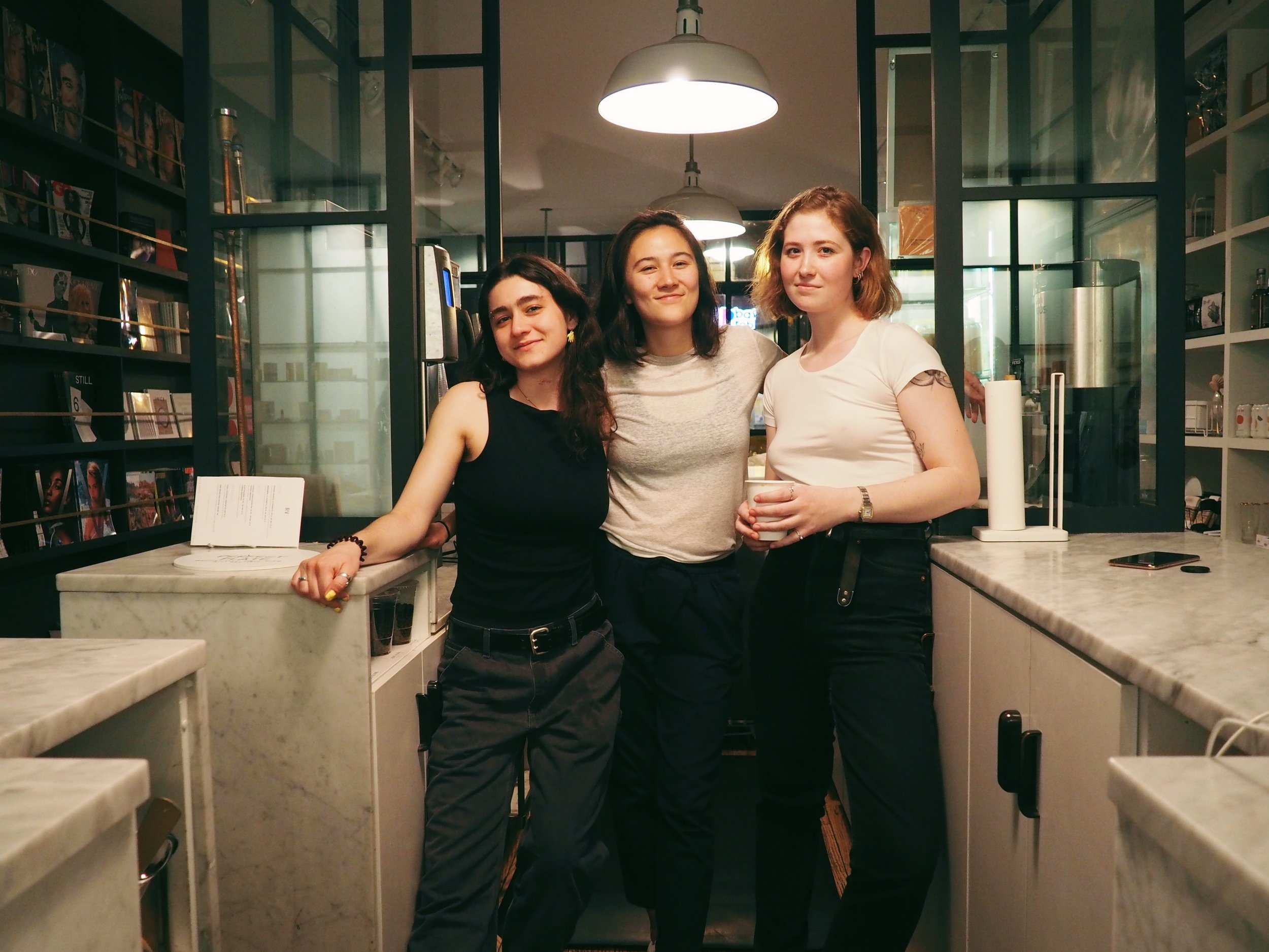 - venus started off as a group of close-knit friends that thought queer fam could use a little more space. now we're a growing community of queers in our 20s and 30s, living and working in new york city.