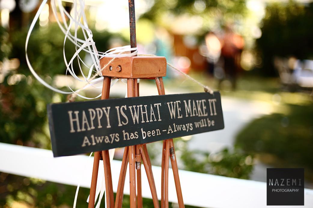 Nazemi Photography - Orlando Florida Wedding Photographer - Intimate wedding