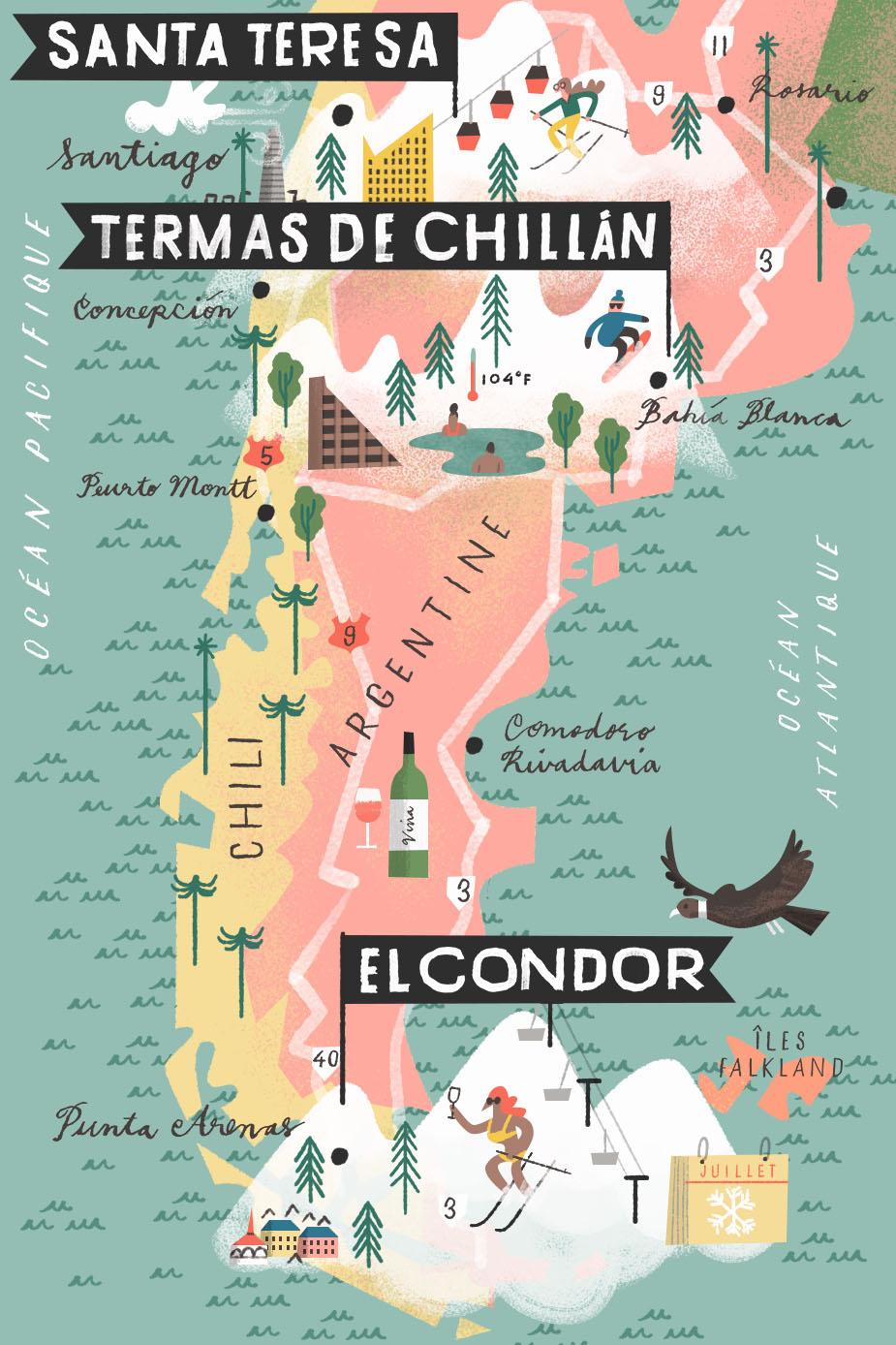Best Ski Slopes in South America: GQ France