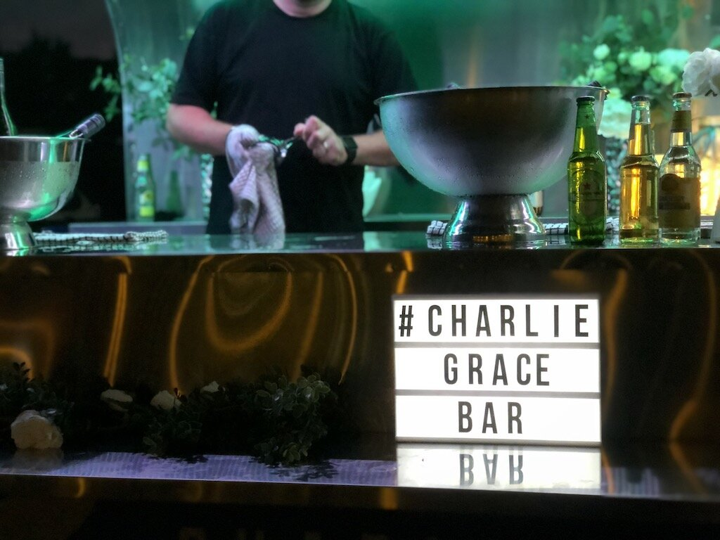 Charlie Grace Mobile Bar Caravan