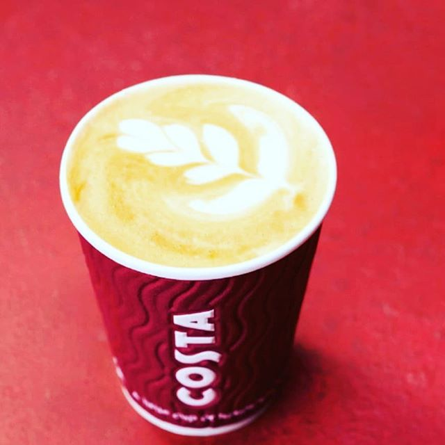Urgent message: It's time for the Nation's Favourite Coffee