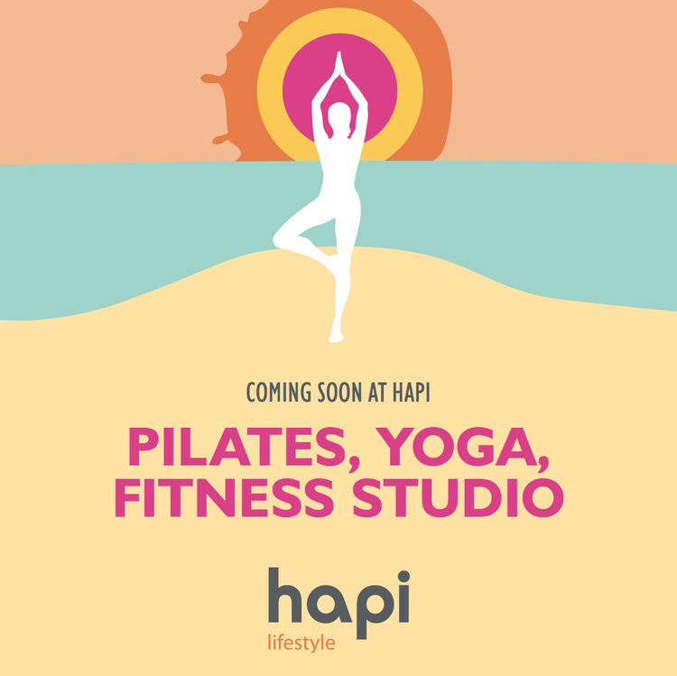Hapi Fitness Studio to Open in Liberty Wharf -