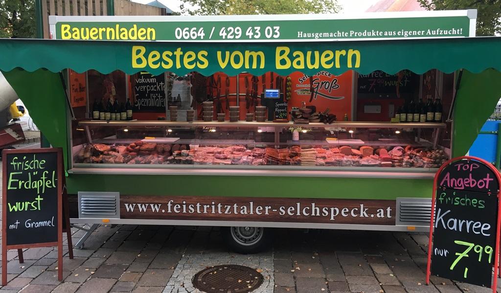 Angebot der Woche - Schinken gekocht: nur € 1,29 /100gKarree Frischfleisch: - 25%