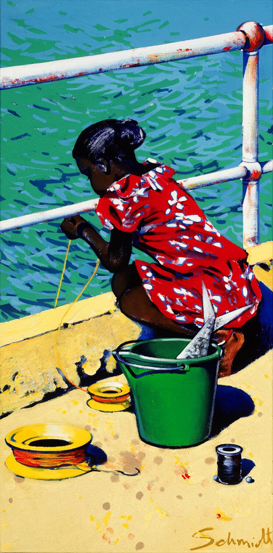 Islander Girl - 2003