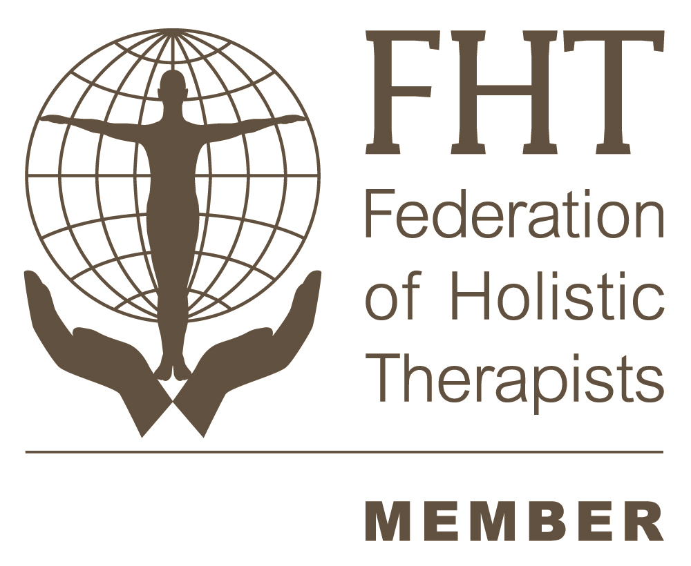 fht logo, federation of holistic therapists, aoife carter, aoife brewster, massage theraist